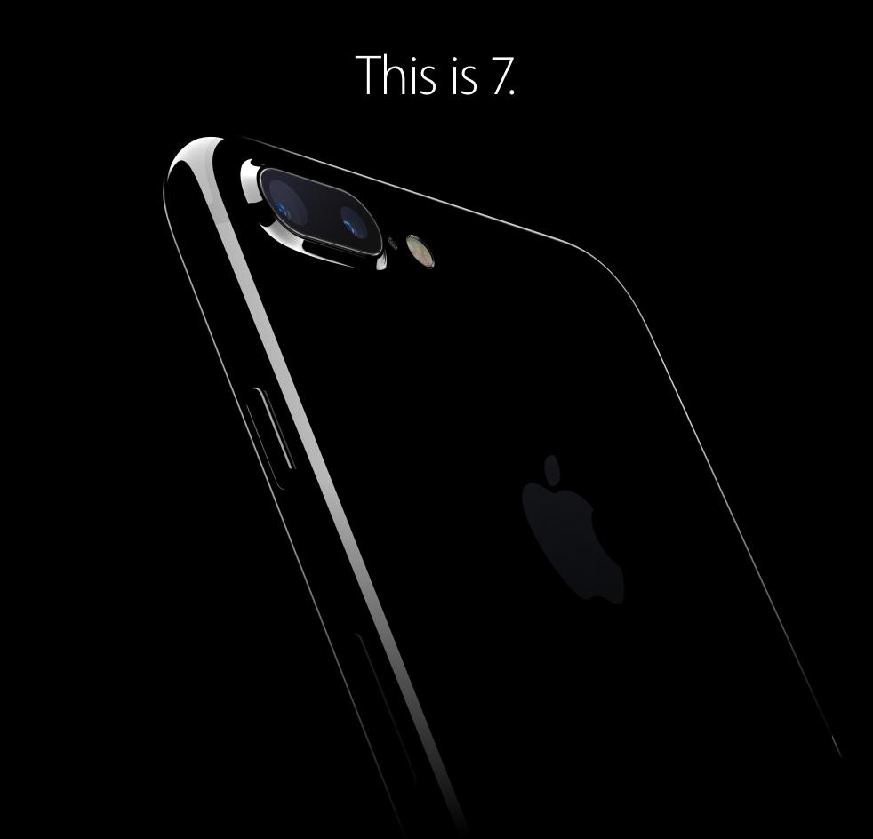 Specificații tehnice iPhone 7 și iPhone 7 Plus