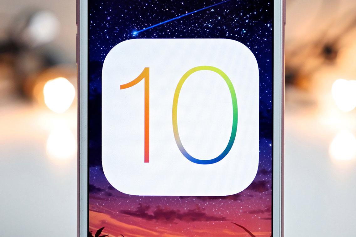 Ce noutăți ne aduce nou iOS 10?