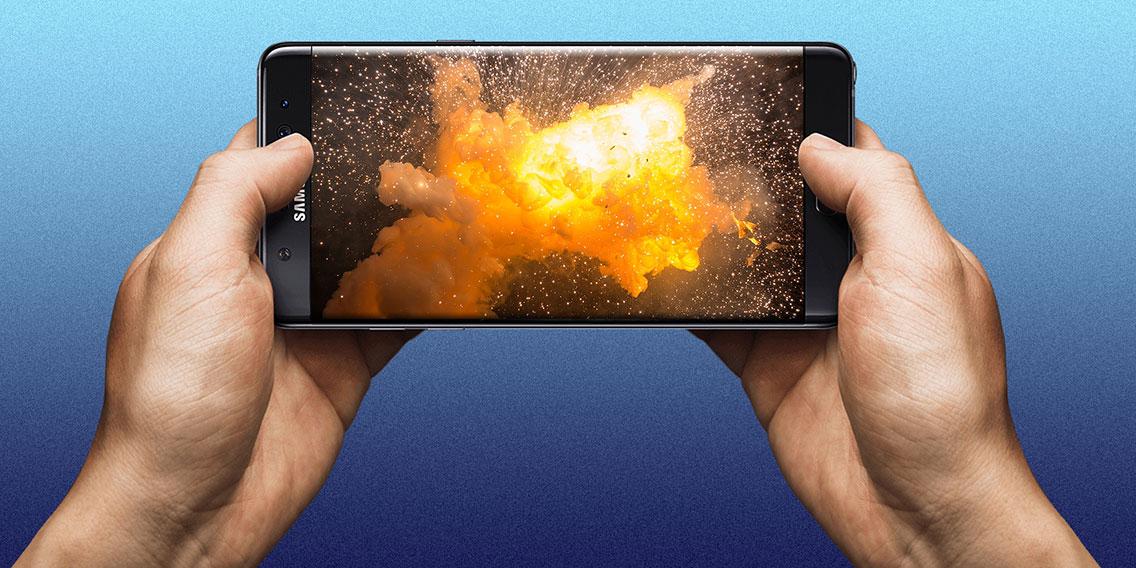 Unde poți să îți înlocuiești telefonul tău Samsung Galaxy Note 7