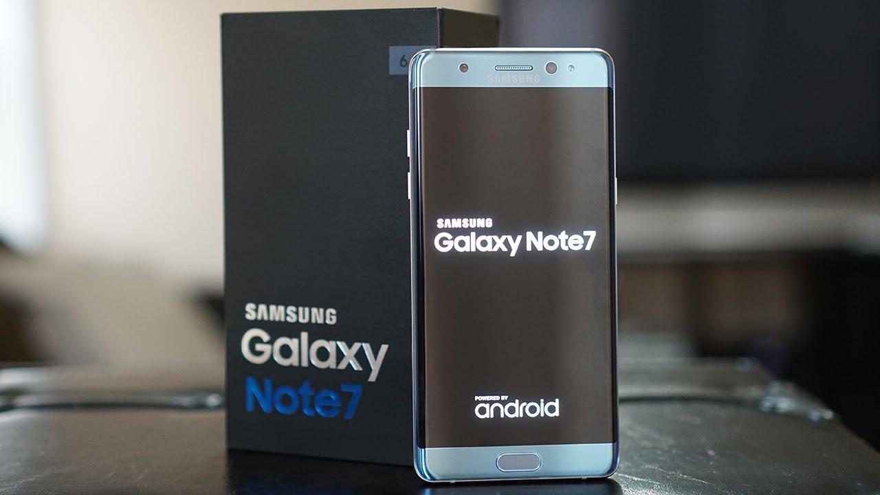 Iată de ce exploda Galaxy Note 7