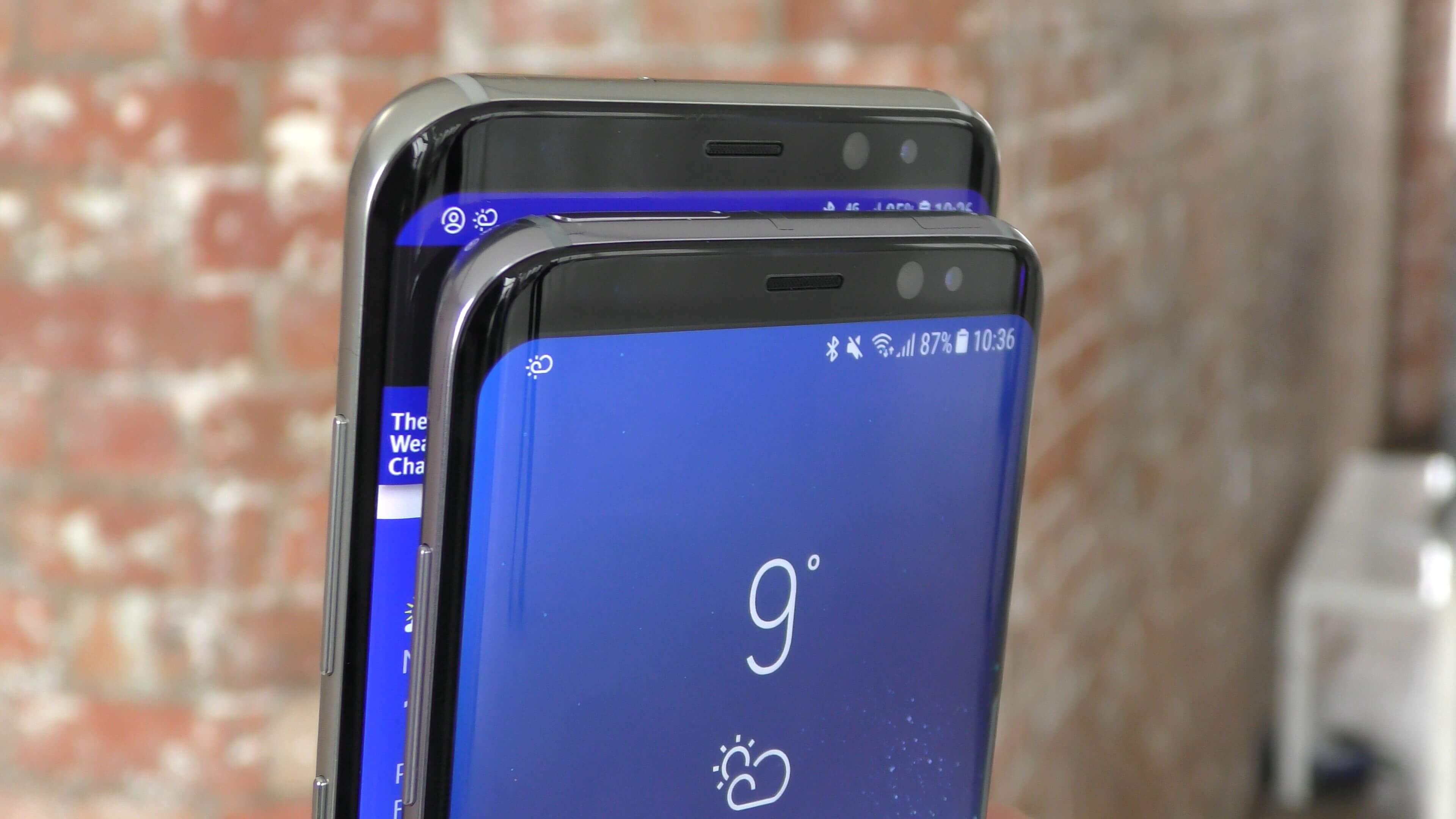 Galaxy S8 - Zvonuri