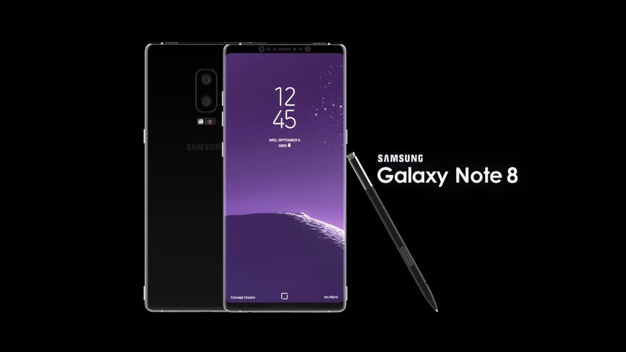 Samsung Galaxy Note 8 și un upgrade esențial - camera duală