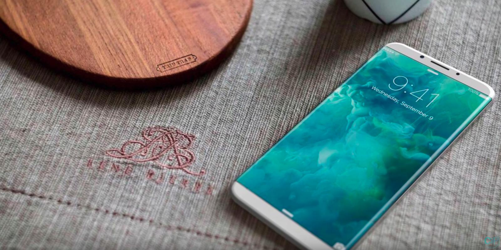 Elemente inovative la iPhone 8 - video 4K la 60 fps cu camera frontală și cu cea din spate