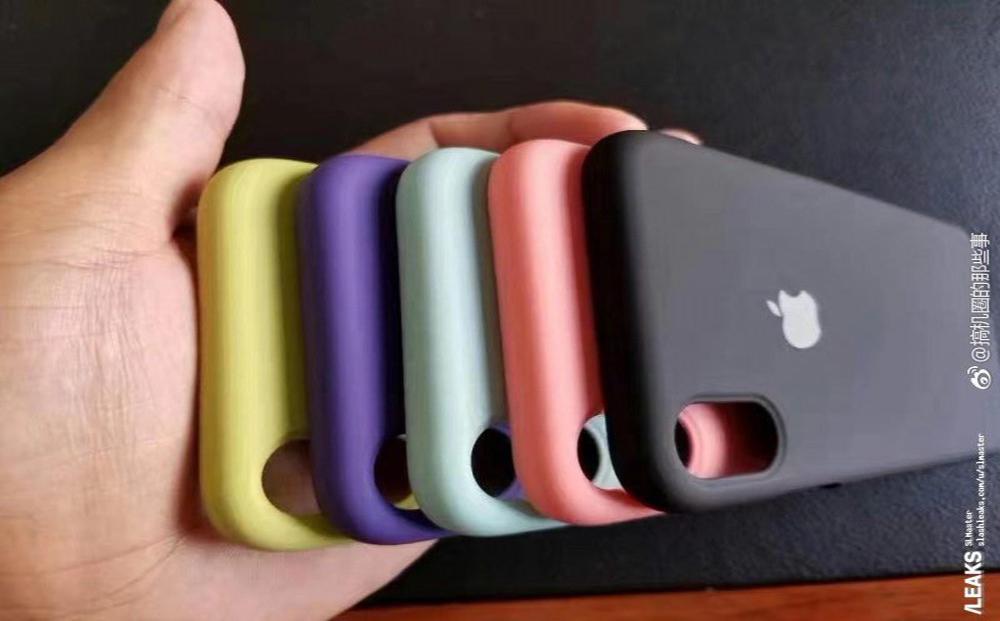 iPhone 8 - imagini ale carcaselor și carcasa oglindă
