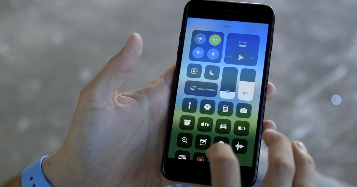 Versiunea iOS 11.0.2 – probleme legate de baterie