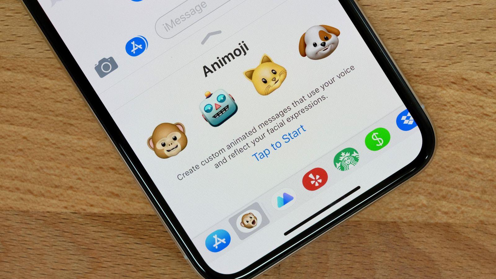 Animoji și gestionarea lor în iPhone X