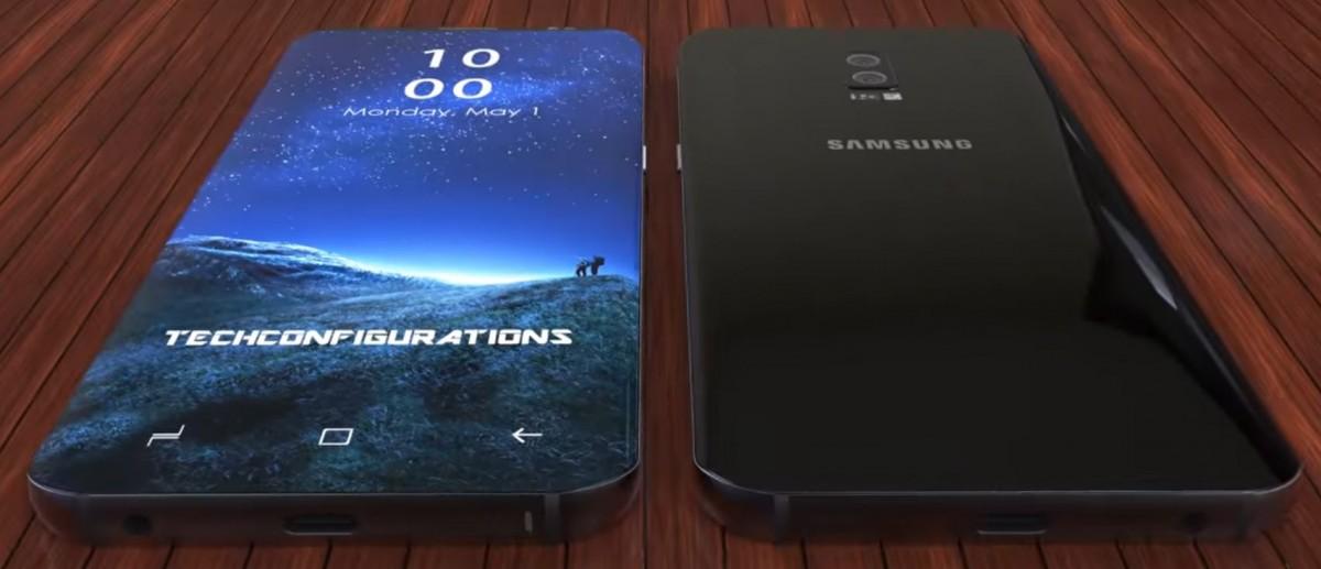 iPhone X – sursă de inspirație pentru Samsung Galaxy S9?