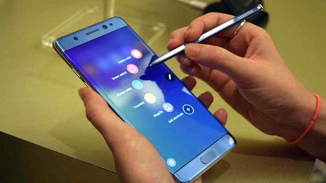 Samsung Galaxy Note 8 – cadoul ideal de Crăciun pentru cei dragi